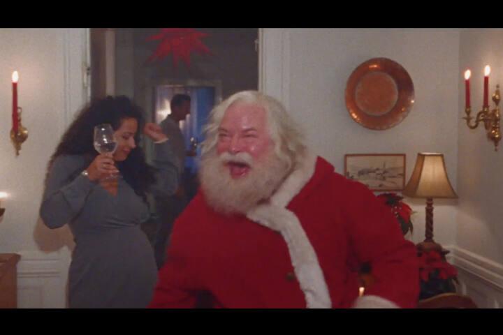 The Angry Santa - Postal Service - Norwegian Postal Service