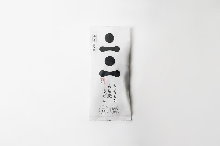Mochi-Mochi-MochiMugi Udon - Mochi-Mochi-MochiMugi Udon - Mochi-Mochi-MochiMugi Udon's Package
