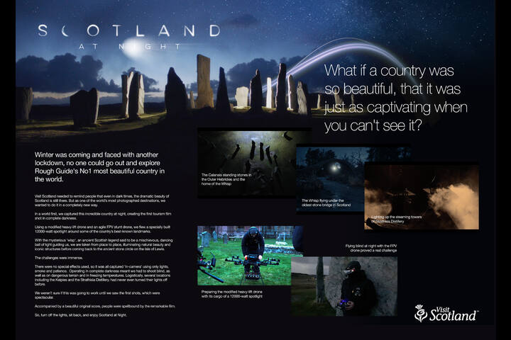 Scotland at Night - Scotland - VisitScotland