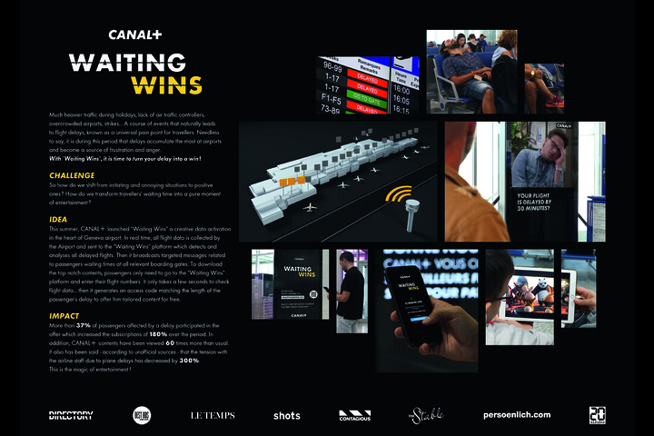 Waiting Wins - CANAL+ - CANAL+