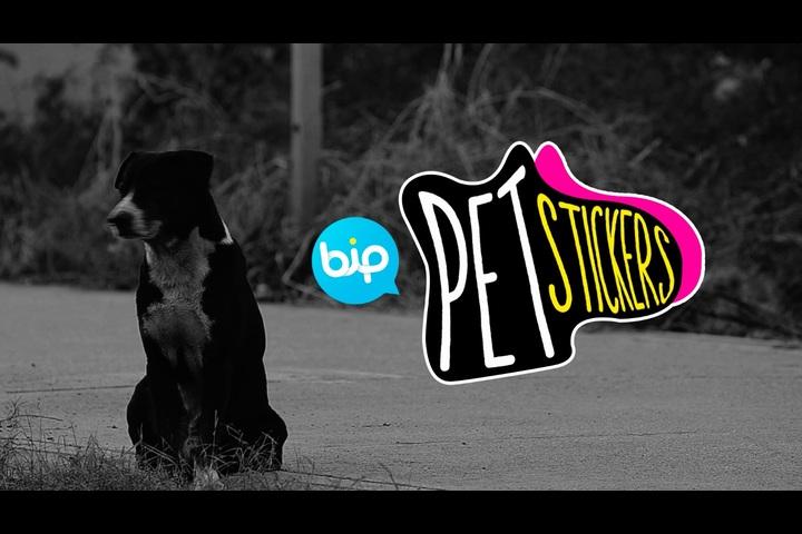 BiP Pet Sticker - BiP - BiP