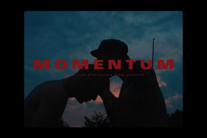MOMENTUM - Peoplegrapher - -