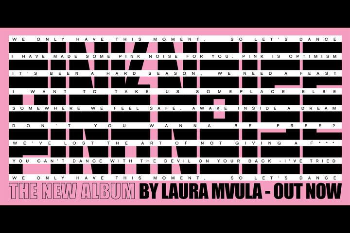 Daisy King - Pink Noise Album - Laura Mvula