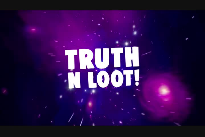 Truth & Loot - - Kid' Helplime