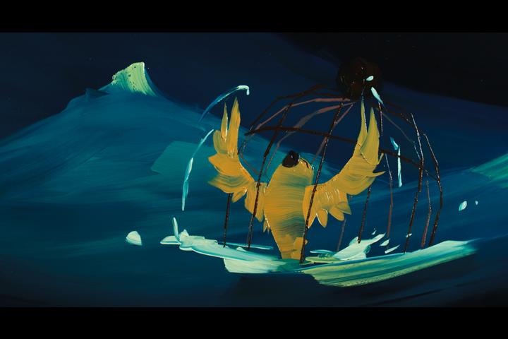 Carol Freeman - The Bird & the Whale -