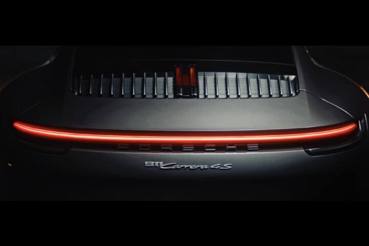 Porsche - The Split Spec Ad - M13 Visuals & Momentum Films - Porsche