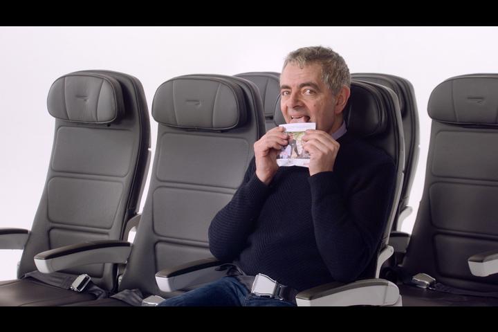 Comic Relief Safety Video - British Airways - Comic Relief Safety Video