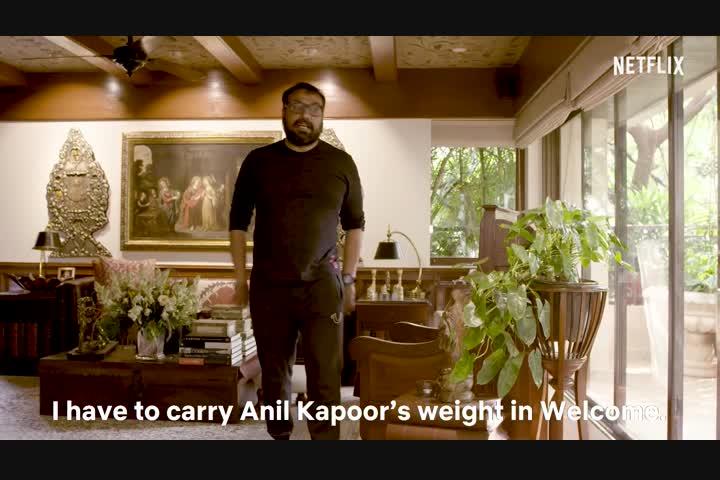 AK vs AK Film Campaign - Netflix India - Netflix India