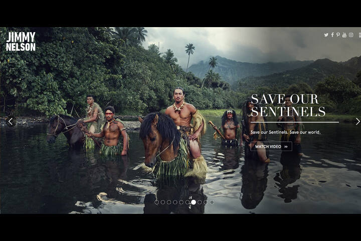 Save Our Sentinels - Jimmy Nelson Foundation - Jimmy Nelson Foundation