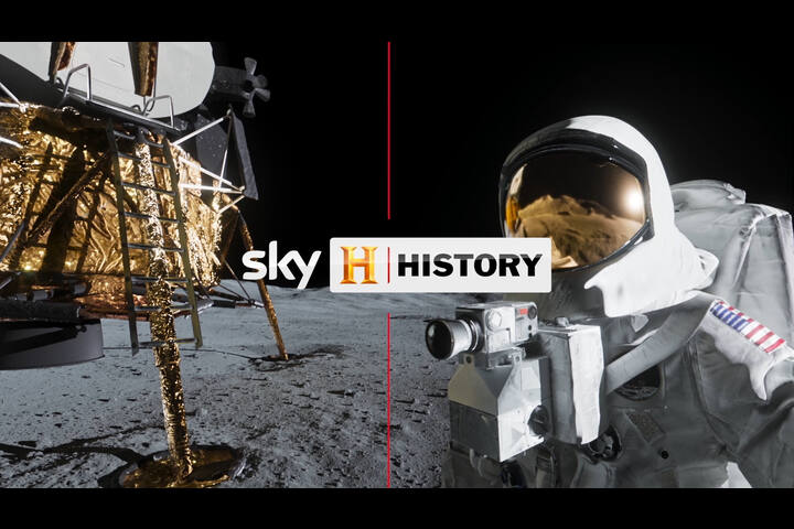 Sky History Idents - Sky History - Sky