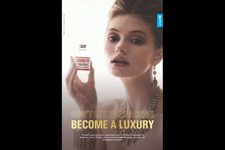 The Luxury Vaccine - UNICEF - UNICEF