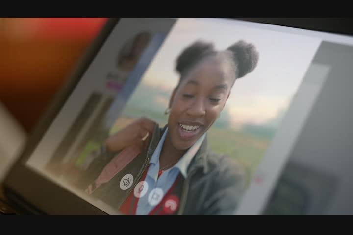 Molly Burdett - - Vodafone