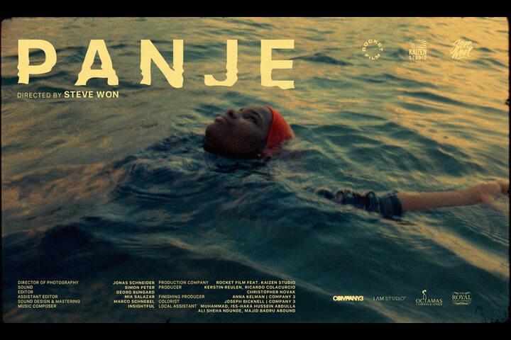 Panje - Rocket Film x KAIZEN STUDIO - Panje Project