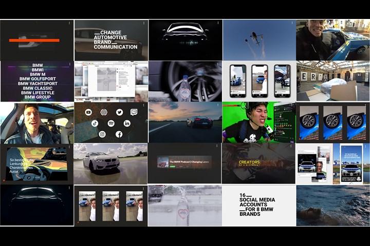 BMW: The Content Powerhouse - B2C Automotive International - BMW International
