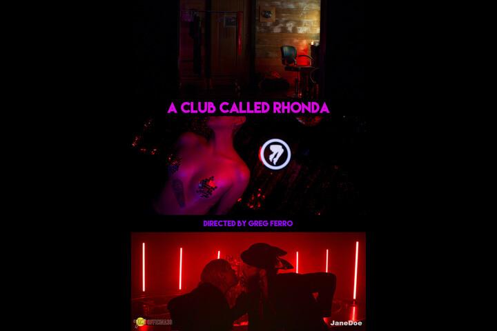 A Club Called Rhonda - Anna Frandino @ Officina 38 - Rhonda