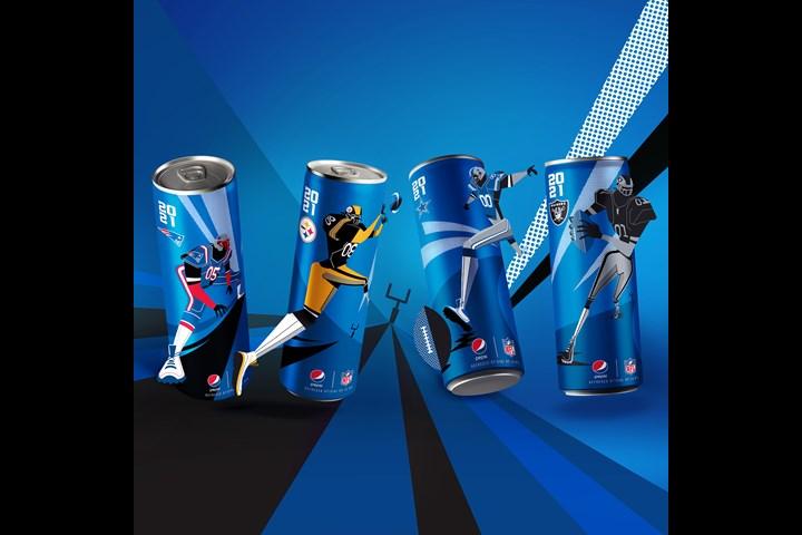 Pepsi x NFL - Mexico - Beverage - Pepsi
