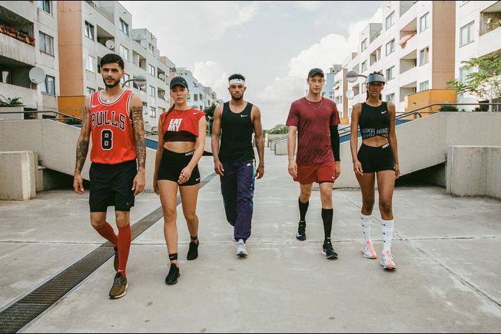 WEFLY - AKKURAT STUDIOS Gmbh x STUDIO BREDE BERLIN - Nike