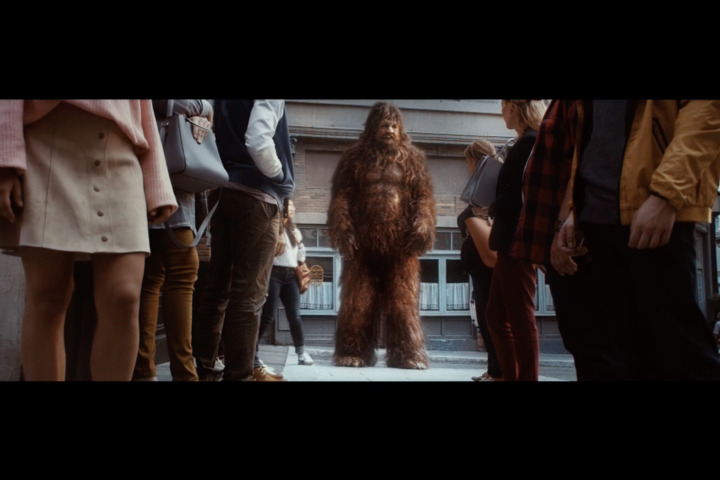 Bigfoot - Mobile - Virgin Media