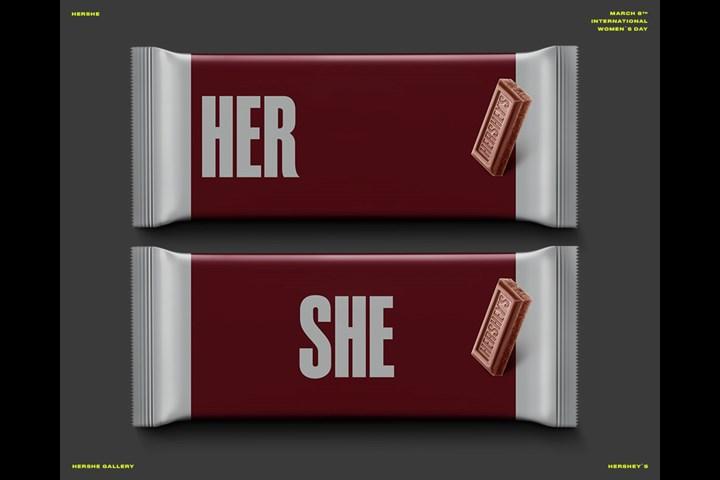 #HerSheGallery - #HerSheGallery - HERSHEY's