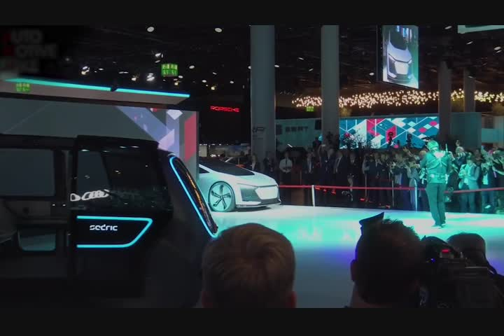 Machine - Automotive - Audi Australia