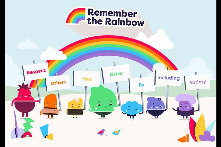 Remember the Rainbow - Equality - BeLonG To