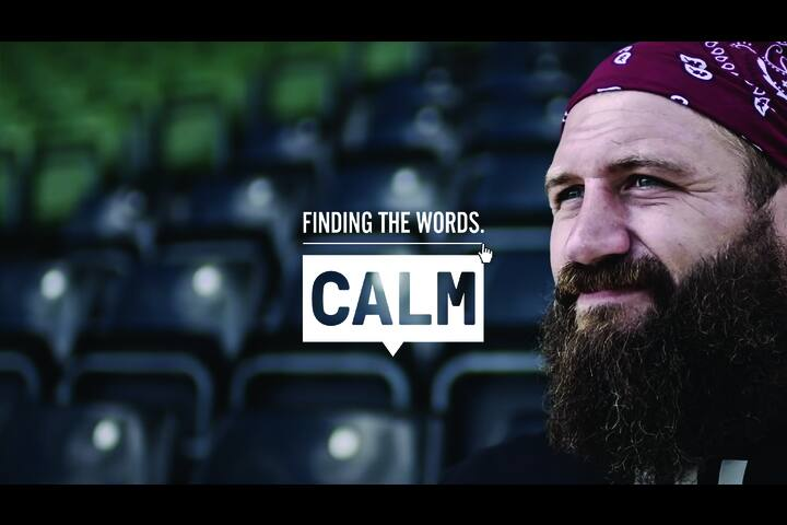 Finding the Words - CALM (Campaign Against Living Miserably) - CALM (Campaign Against Living Miserably)