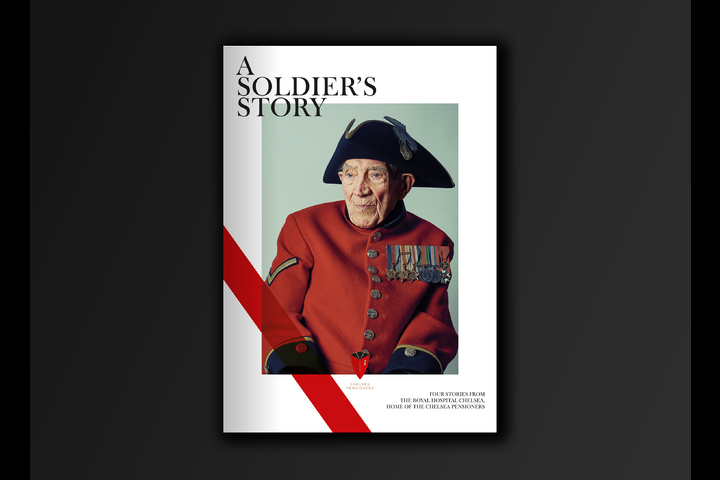 A Soldier's Story - Brochure - Royal Hospital Chelsea