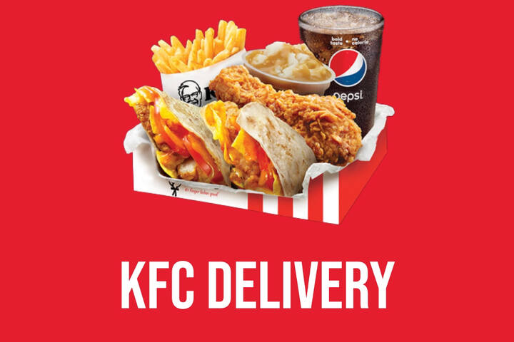 Doorbell Odyssey - KFC Delivery - KFC