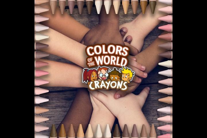 Crayola Colors of the World - Crayola Crayons - Crayola (Hallmark)