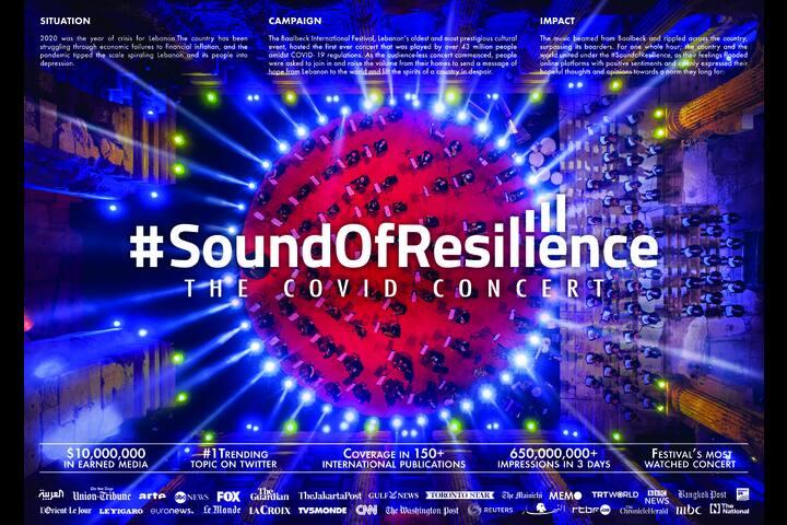 #SoundOfResilience - Baalbeck International Festival 2020 - Baalbeck International Festival
