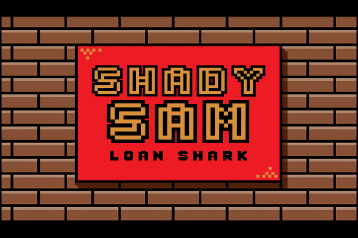 Shady Sam - Educational Online Game - Next Gen Personal Finance
