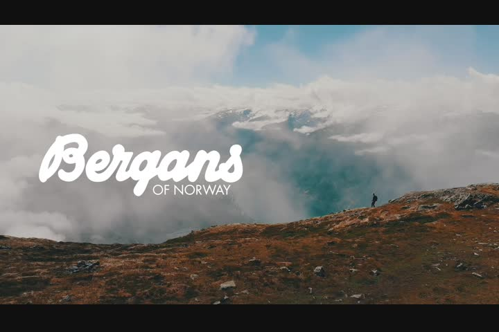 The Collection of Tomorrow - Outdoor Apparel - Bergans of Norway