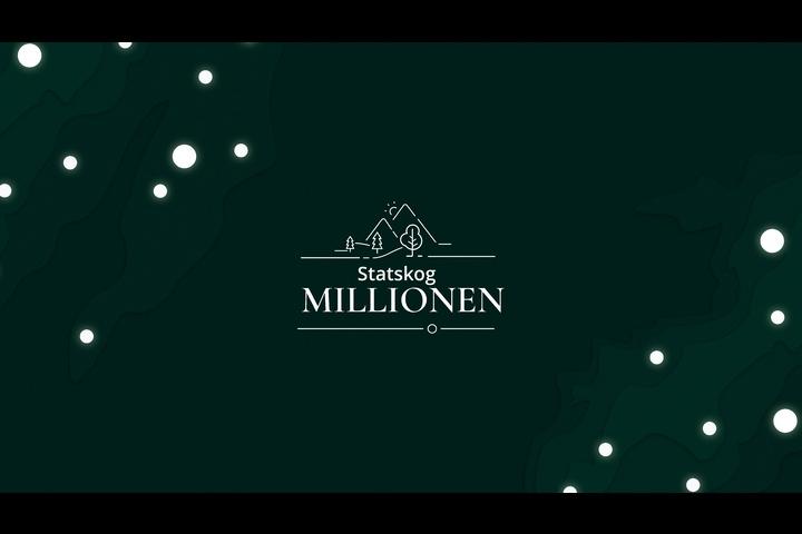 Statskogmillionen - Website - Statskog