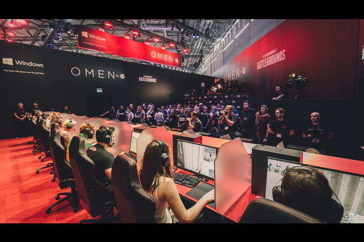 OMEN by HP CHALLENGE - OMEN by HP- Video Game - HP