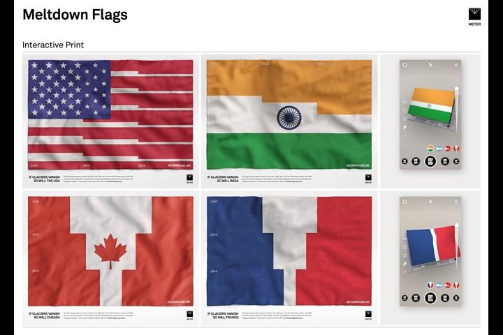 Meltdown Flags - METER Group - METER Environment