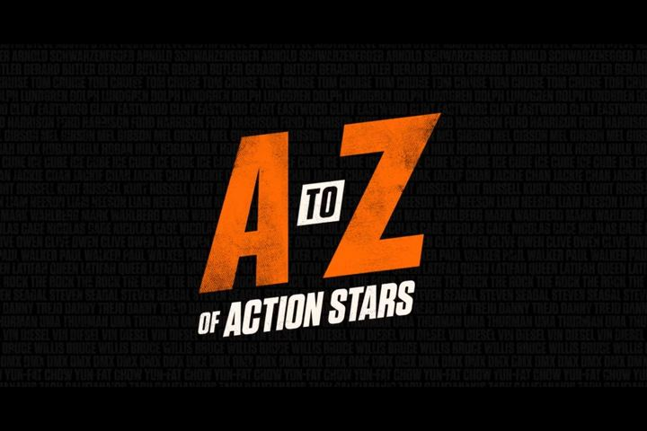 A to Z of Action Stars - Studio Universal - A to Z of Action Stars