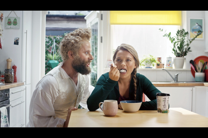 Glenisk Kitchen Film - Glenisk Yogurt - Glenisk