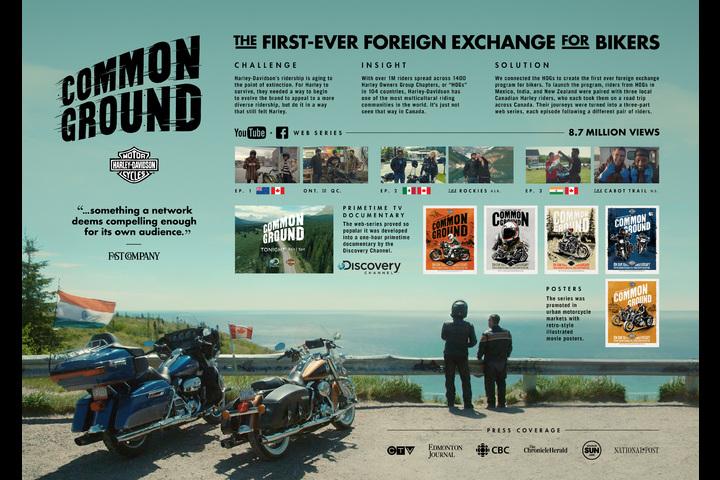 Common Ground - Harley-Davidson Canada - Harley-Davidson Canada