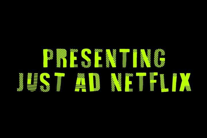 Just Ad Netflix - Netflix India - Netflix India