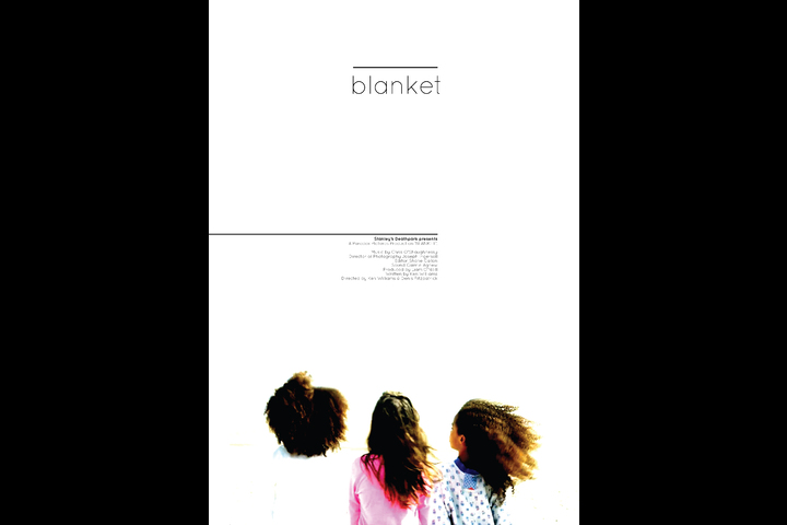 BLANKET - Stanley's Deathpark - Ken Williams & Denis Fitzpatrick
