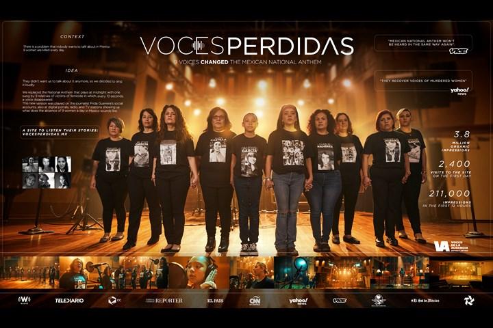 Voces Perdidas - Frida Guerrera - Voces de la Ausencia