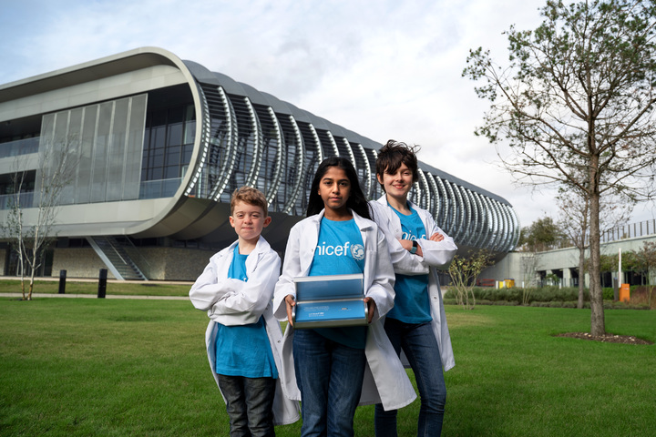In Our DNA - UNICEF - UNICEF
