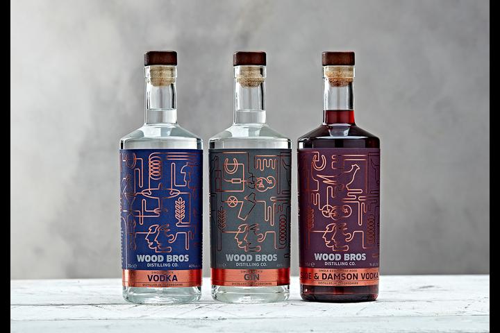 Wood Brothers Distilled - Vodka/Gin - Wood Brothers Distilling
