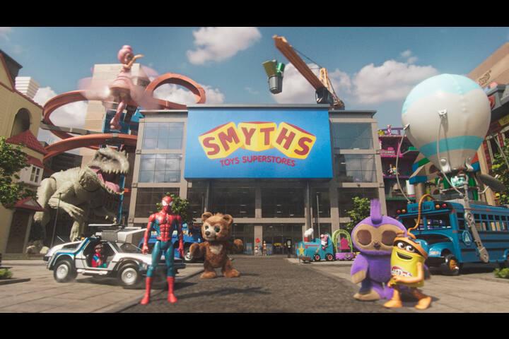 If The World Were A Toy - Smyths Toy Store - Smyths