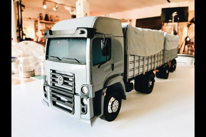 FABRIC - Trucks - Volkswagen Argentina