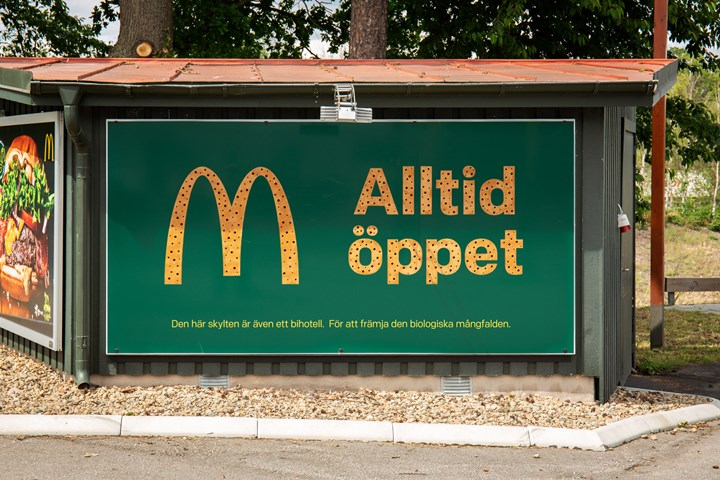 Billboard Hotels - Fast food - McDonald's