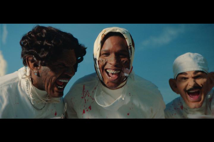 Babushka Boi - Virgin Soil Pictures - A$AP Rocky
