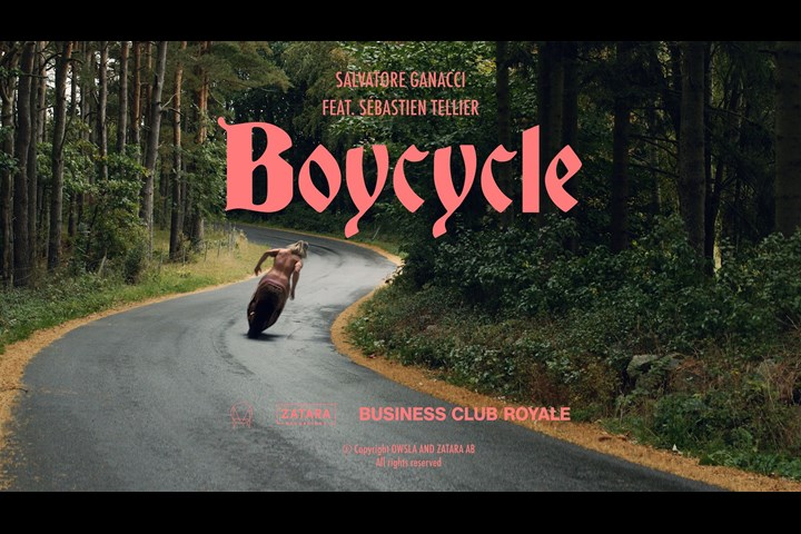 Boycycle - OWSLA - Salvatore Ganacci