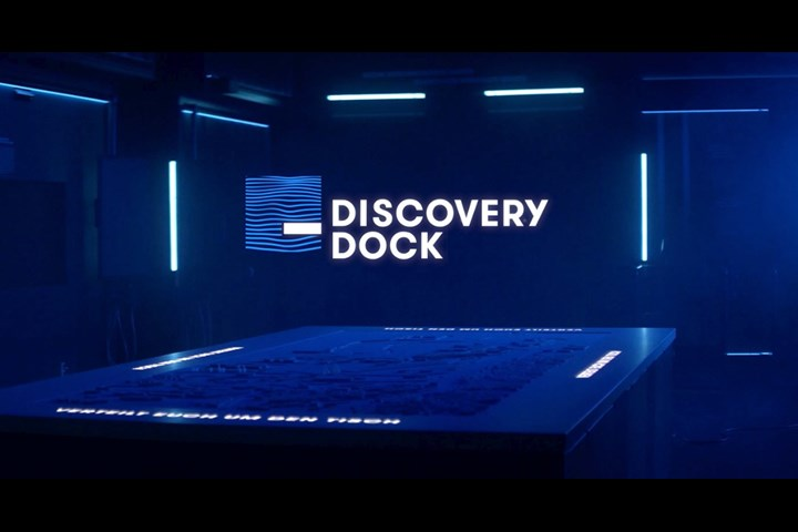Discovery Dock - Interactive Micro Amusement Park - Immersive permanent exhibition at the port of Hamburg - DuMont Media Group