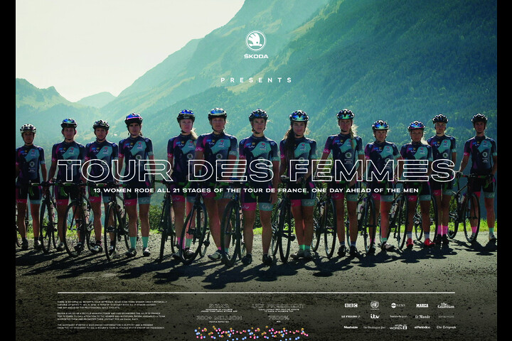 Tour des Femmes - - Skoda
